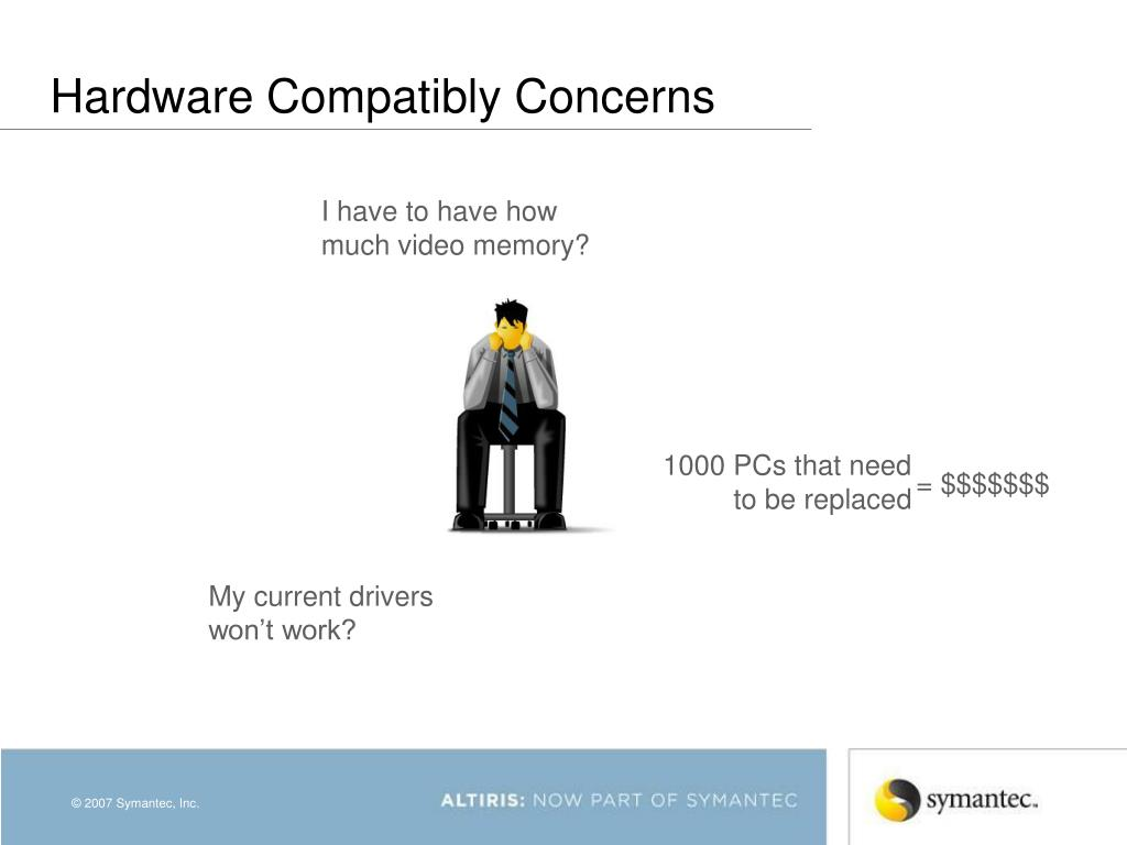 Hardware Compatibly Concerns