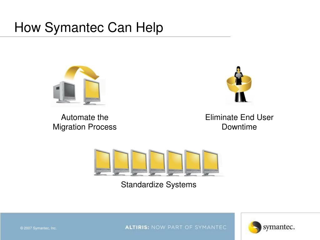 How Symantec Can Help