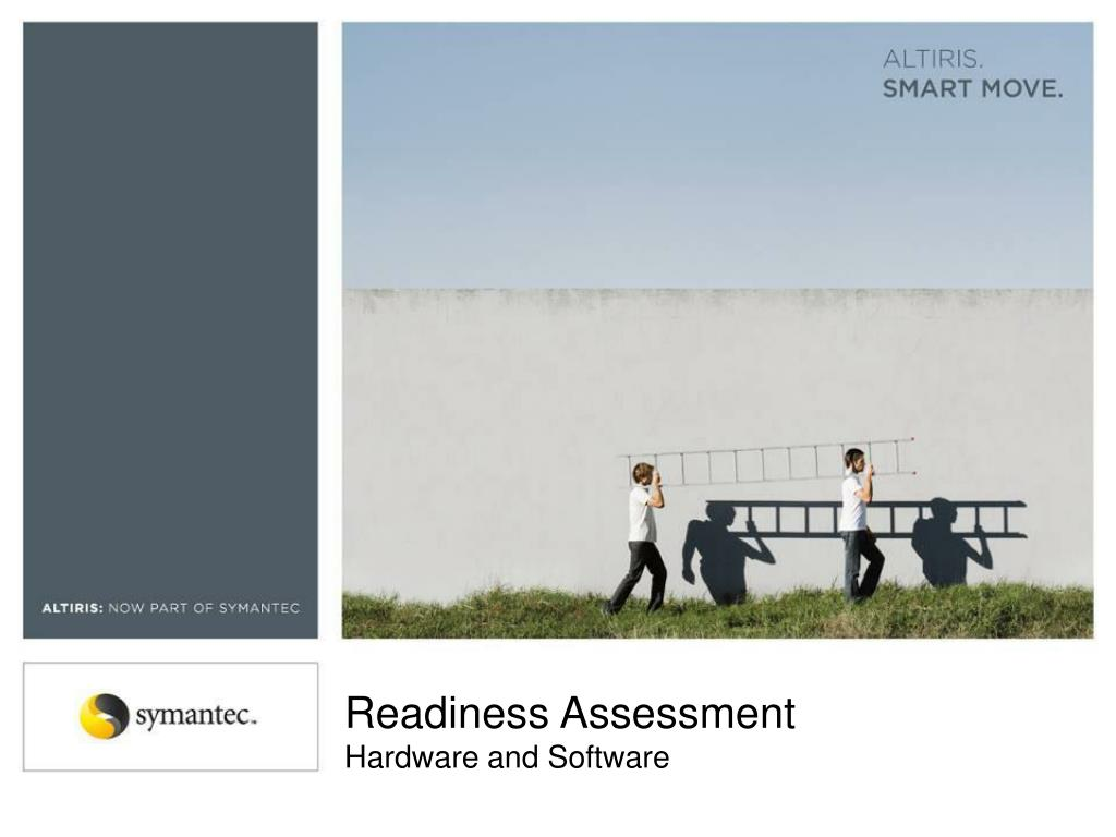 Readiness Assessment