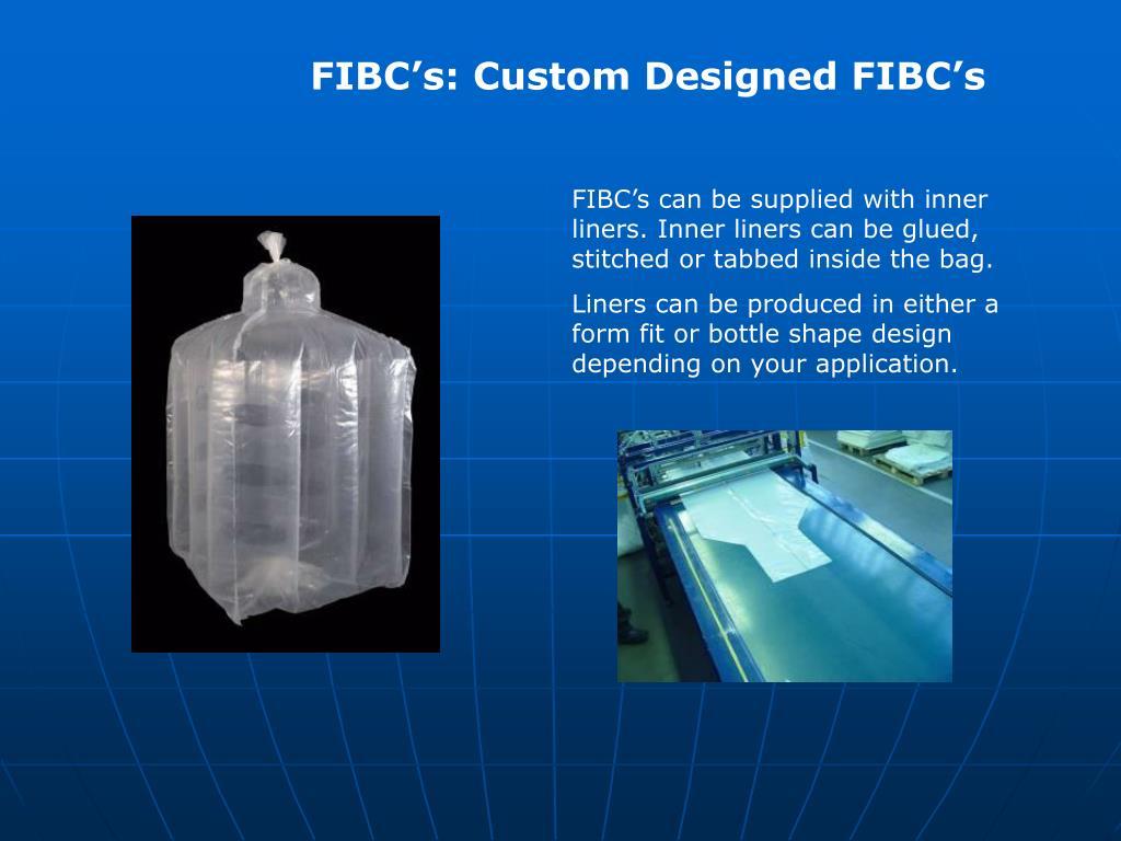 FIBC's: