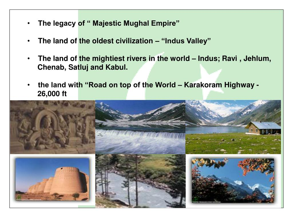 """The legacy of """" Majestic Mughal Empire"""""""