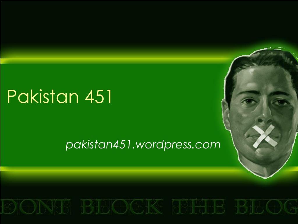 Pakistan 451