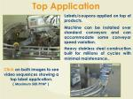top application
