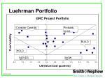 luehrman portfolio
