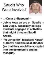 saudis who were involved22