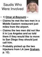 saudis who were involved23