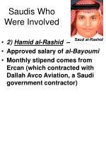 saudis who were involved25