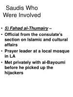 saudis who were involved29