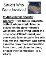 saudis who were involved37