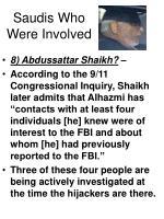 saudis who were involved39
