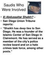 saudis who were involved41