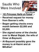 saudis who were involved44