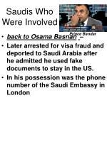 saudis who were involved48