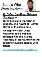 saudis who were involved50