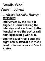 saudis who were involved51