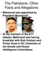 the pakistanis other facts and allegations66