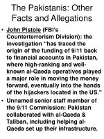 the pakistanis other facts and allegations67