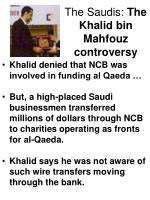 the saudis the khalid bin mahfouz controversy14