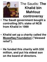the saudis the khalid bin mahfouz controversy15