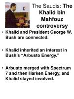 the saudis the khalid bin mahfouz controversy17