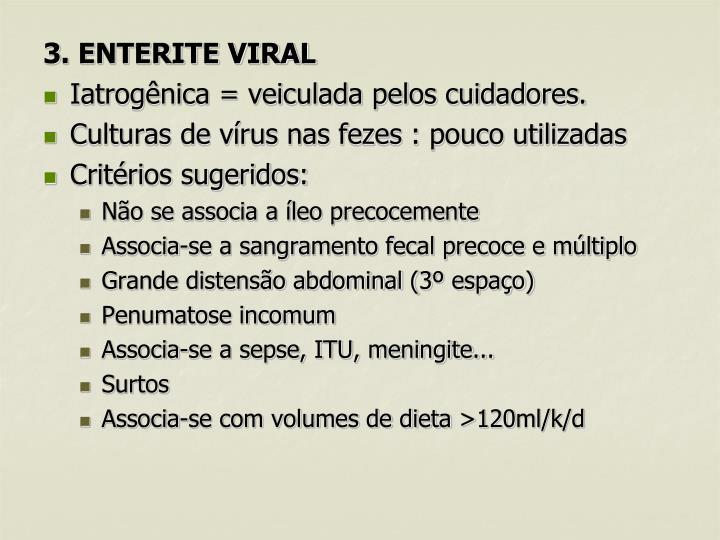 3. ENTERITE VIRAL