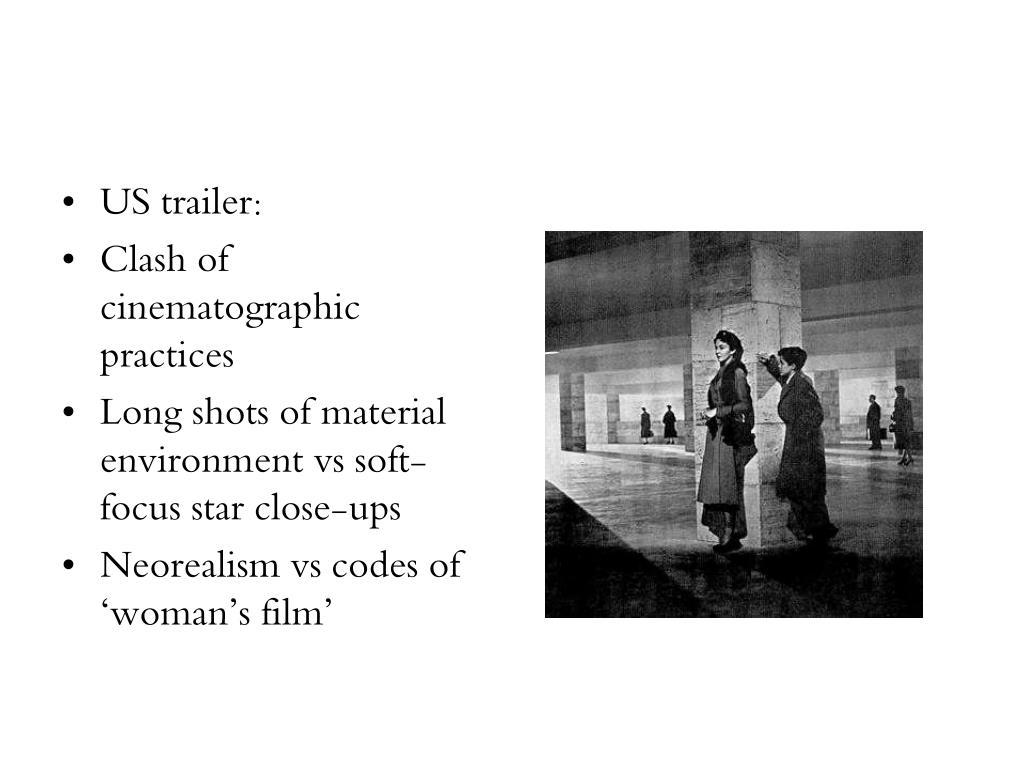 US trailer: