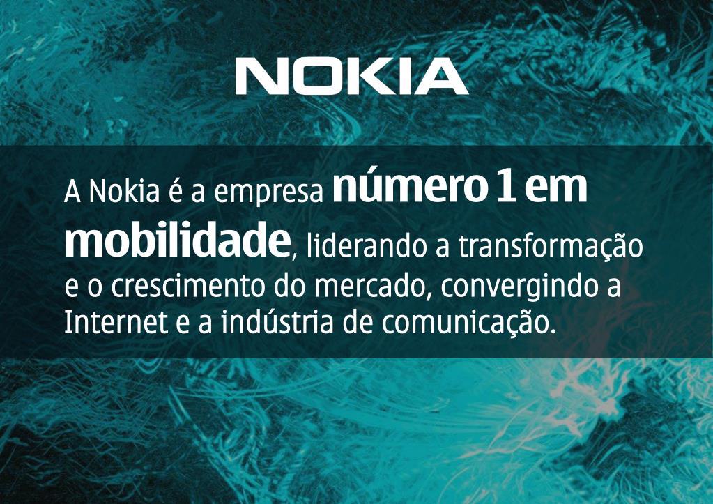 A Nokia é a empresa