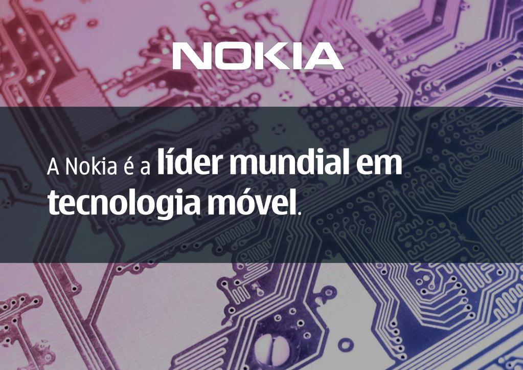A Nokia é a