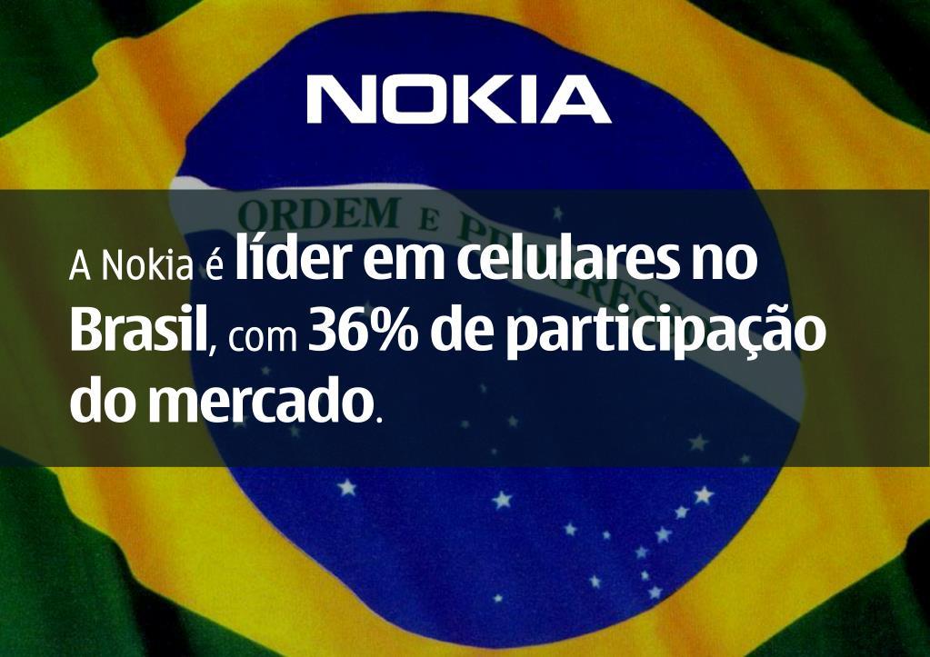 A Nokia é