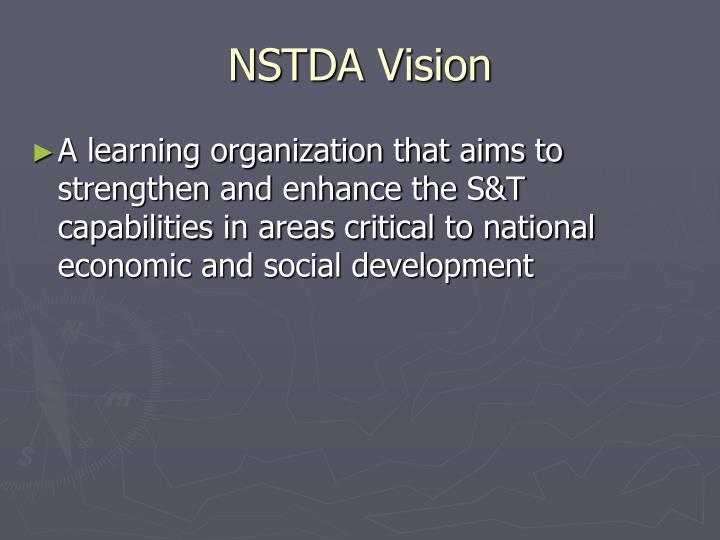 NSTDA Vision