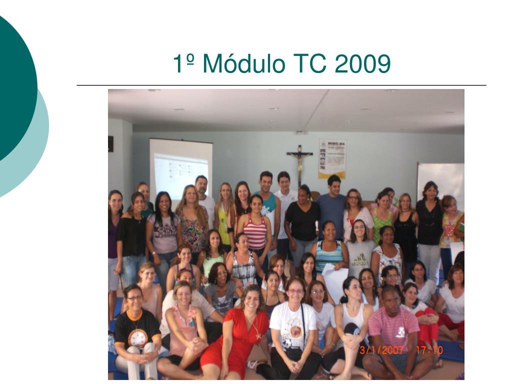 1º Módulo TC 2009