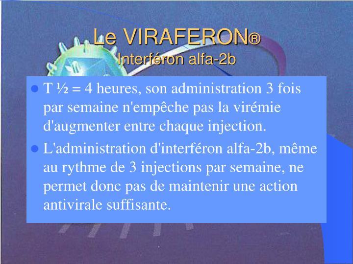 Le VIRAFERON