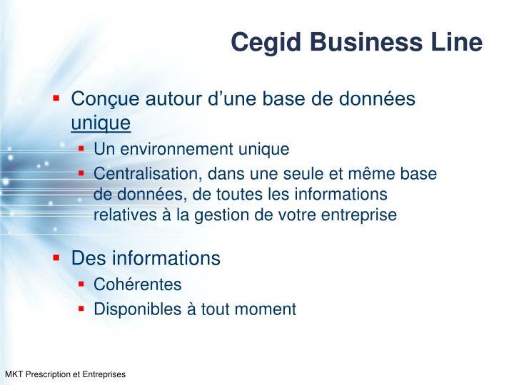 Cegid Business Line