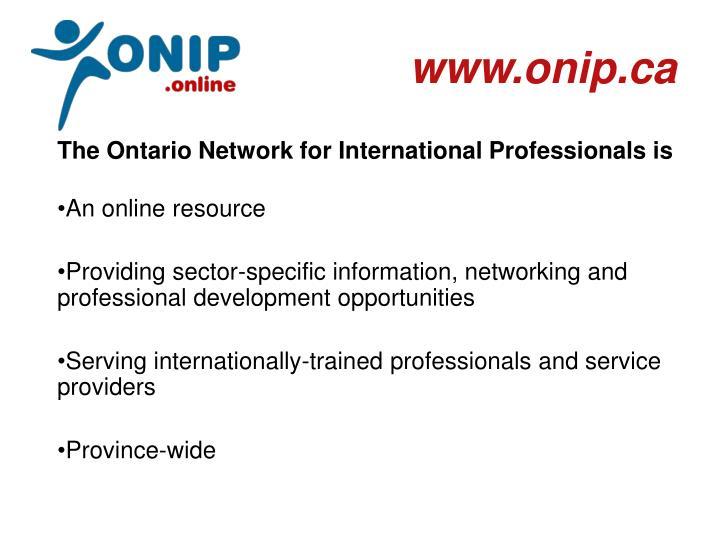 www.onip.ca