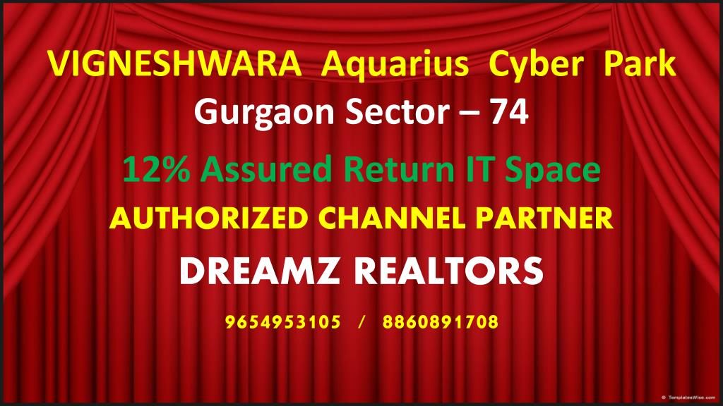 VIGNESHWARA  Aquarius  Cyber  Park