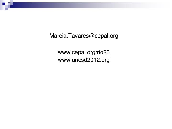 Marcia.Tavares@cepal.org