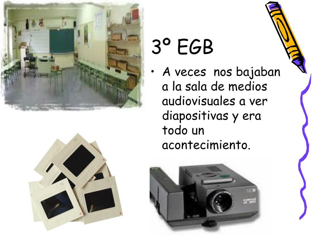 3º EGB