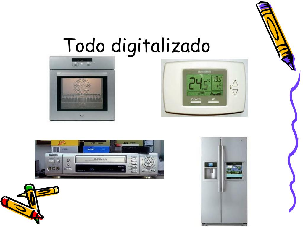 Todo digitalizado
