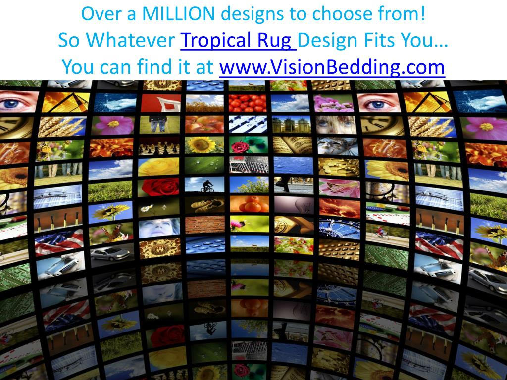 Over a MILLION designs to choose from!