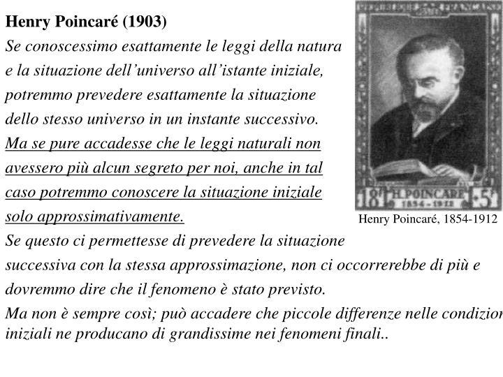 Henry Poincaré (1903)