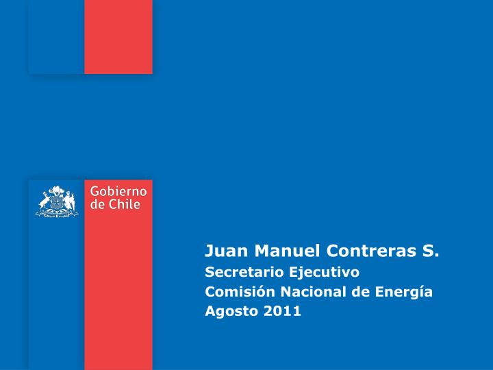 Juan Manuel Contreras S.