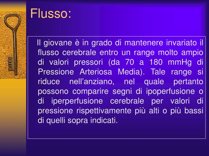 Flusso:
