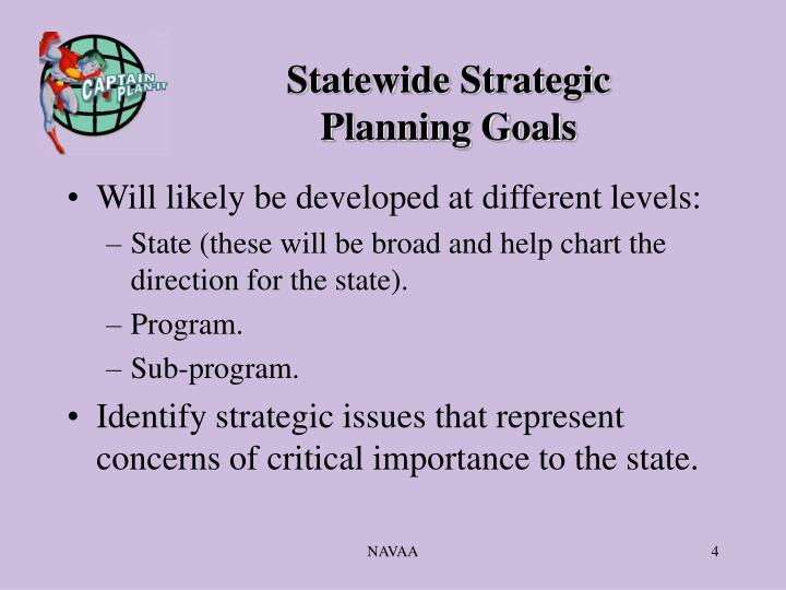 Statewide Strategic