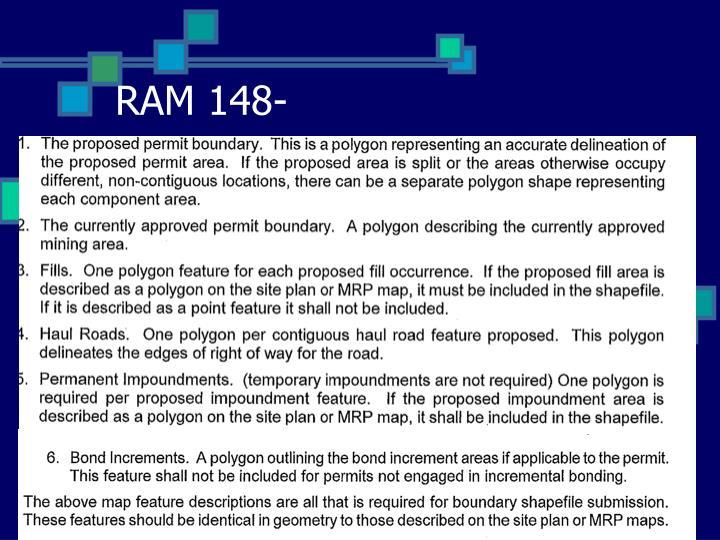 RAM 148-
