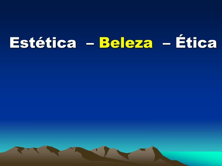 Esttica
