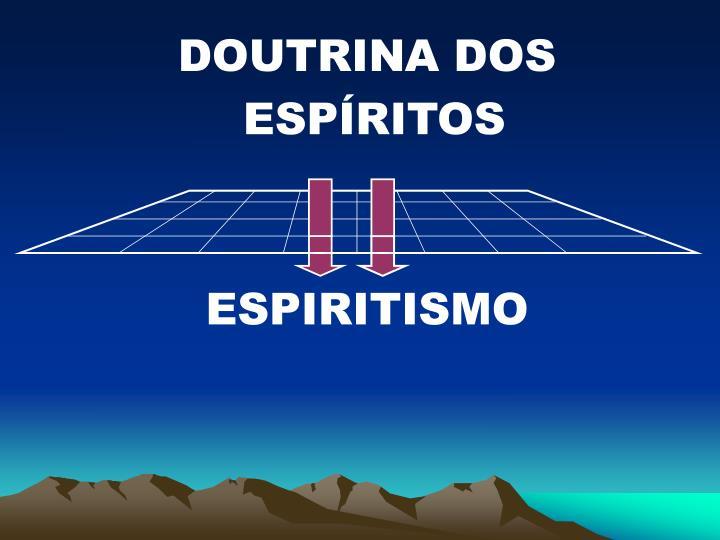 DOUTRINA DOS