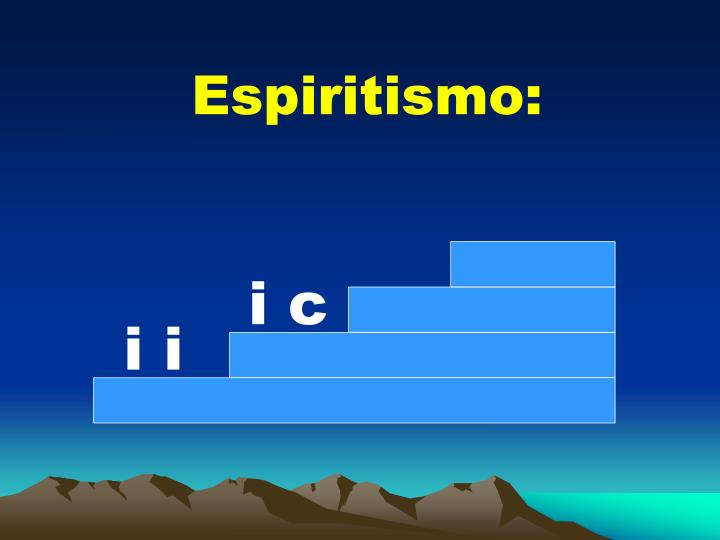 Espiritismo: