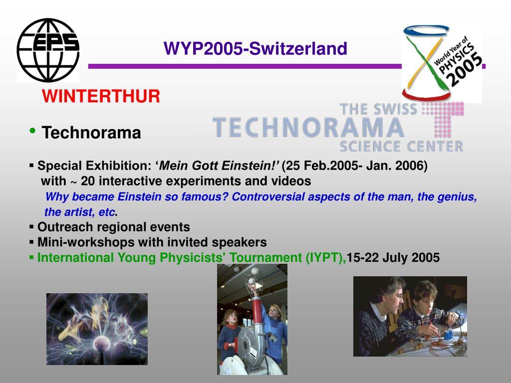 WYP2005-Switzerland