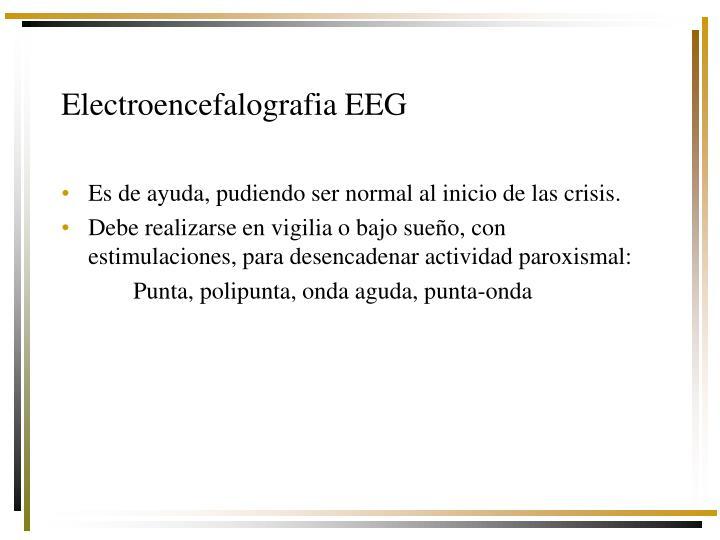 Electroencefalografia EEG