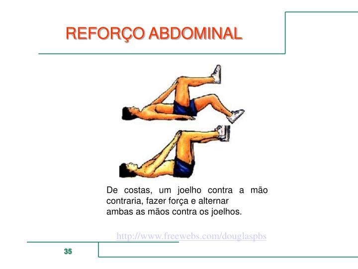 REFORÇO ABDOMINAL